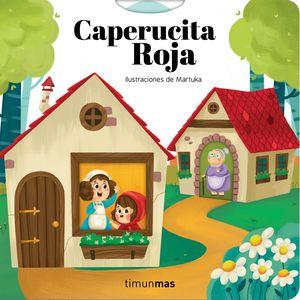 CAPERUCITA ROJA - LIBRO DE PIEZAS MOVILES