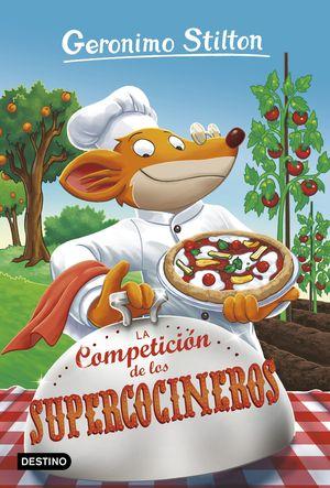 68 LA COMPETICIÓN DE LOS SUPERCOCINEROS STILTON