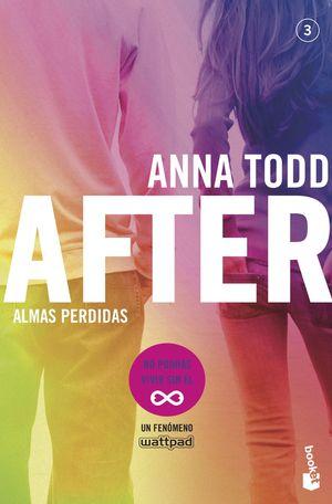 AFTER. ALMAS PERDIDAS (SERIE AFTER 3)
