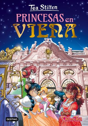 30 PRINCESAS EN VIENA TEA STILTON