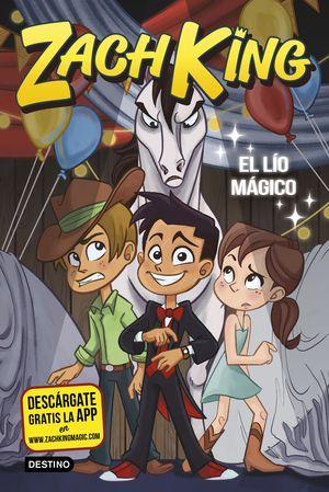 2 EL LÍO MÁGICO ZACH KING