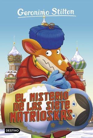 72 EL MISTERIO DE LAS SIETE MATRIOSKAS STILTON