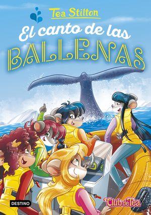 31 EL CANTO DE LAS BALLENAS TEA STILTON