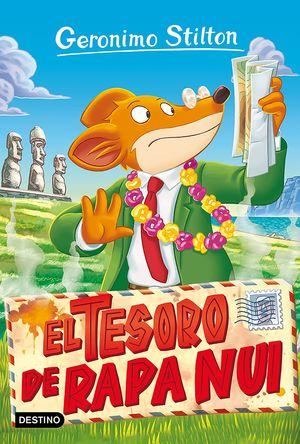 73 EL TESORO DE RAPA NUI / GERONIMO STILTON