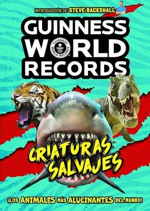 GUINNESS WORLD RECORDS. CRIATURAS SALVAJES