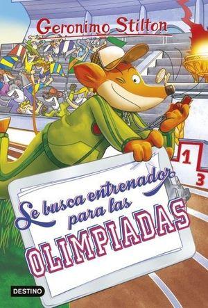 83 SE BUSCA ENTRENADOR PARA LAS OLIMPIADAS