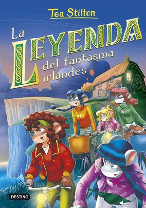 41 LA LEYENDA DEL FANTASMA IRLANDES