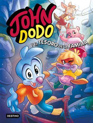 1 JOHN DODO Y EL TESORO DE LA FAMILIA