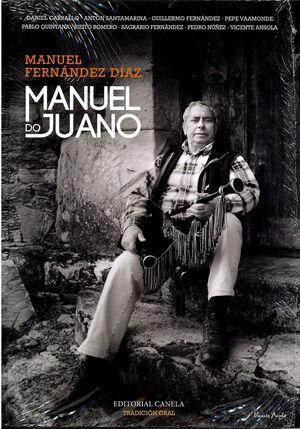 MANUEL DO JUANO. MANUEL FERNANDEZ DIAZ (INCLUE CD)