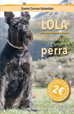 LOLA, MEMORIAS DE UNA PERRA