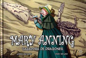 MARY ANNING CAZADORA DE DRAGONES