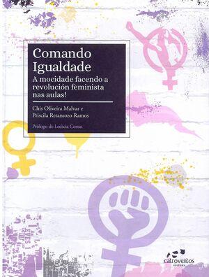 (G)COMANDO IGUALDADE