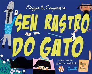 FILIPPA - COMPAÑÍA. SEN RASTRO DO GATO