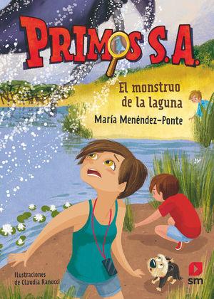 5 EL MONSTRUO DE LA LAGUNA (PRIMOS S.A.)