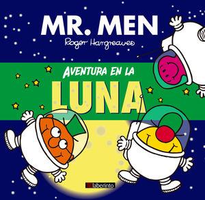 AVENTURA EN LA LUNA MR. MEN