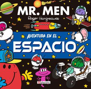 AVENTURA EN EL ESPACIO MR. MEN
