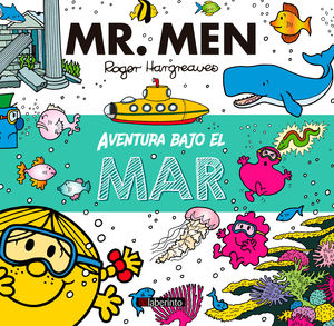 AVENTURA BAJO EL MAR MR. MEN