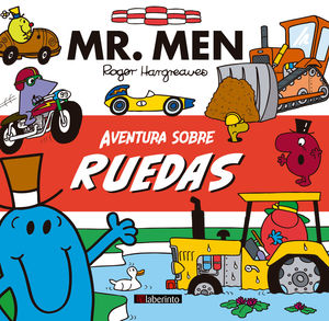 AVENTURA SOBRE RUEDAS MR. MEN