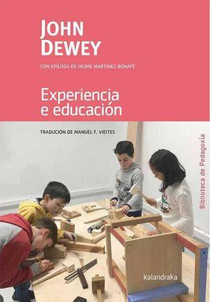EXPERIENCIA E EDUCACIÓN