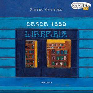 DESDE 1880 LIBRERIA