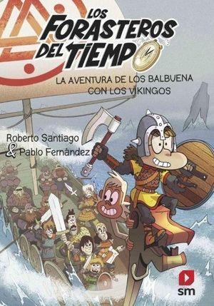 11 AVENTURA DE LOS BALBUENA CON LOS VIKINGOS