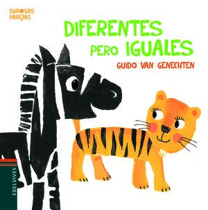 DIFERENTES PERO IGUALES