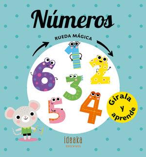 NÚMEROS  - RUEDA MAGICA -