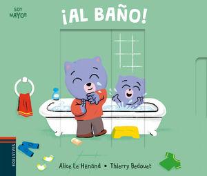 AL BAÑO - SOY MAYOR - LIBRO PIEZAS MOVILES