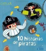 10 HISTORIAS DE PIRTATAS