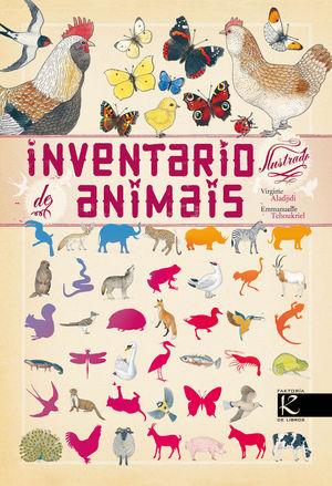 (G).INVENTARIO DE ANIMAIS.(FAKTORIA DE LIBROS)