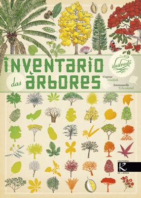 INVENTARIO ILUSTRADO DAS ÁRBORES
