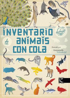 INVENTARIO DE ANIMAIS CON COLA