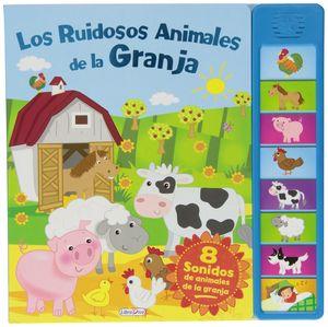 LOS RUIDOSOS ANIMALES DE LA GRANJA 8 SONIDOS