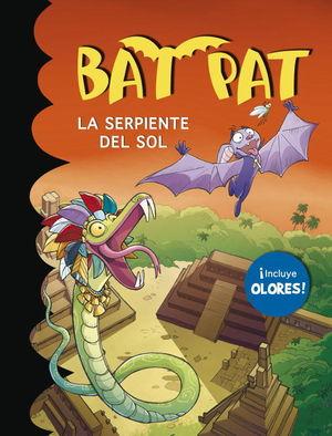 BAT PAT. LA SERPIENTE DEL SOL (INCLUYE OLORES)