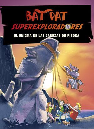 5 ENIGMA DE LAS CABEZAS DE PIEDRA / BAT PAT
