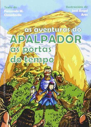 AS PORTAS DO TEMPO.AS AVENTURAS DO APALPADOR