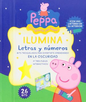 BITS SOMBRAS PEPPA PIG