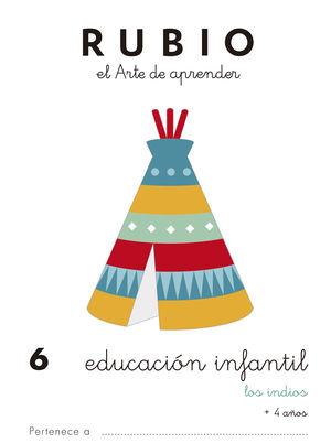 EDUCACIÓN INFANTIL 6. LOS INDIOS