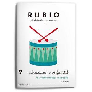 EDUCACIÓN INFANTIL 9. LOS INSTRUMENTOS MUSICALES