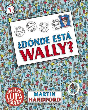 ¿DÓNDE ESTÁ WALLY? (COLECCIÓN ¿DÓNDE ESTÁ WALLY?) MINI