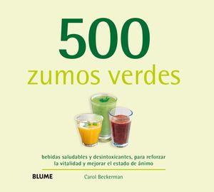 500 ZUMOS VERDES (2021)