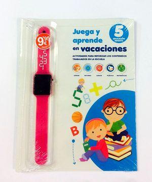 JUEGA Y APRENDE EN VACACIONES (5 AÑOS)
