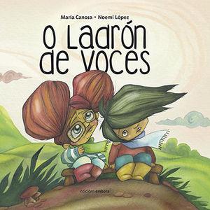 O LADRÓN DE VOCES