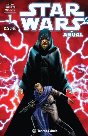 STAR WARS ANUAL Nº 01