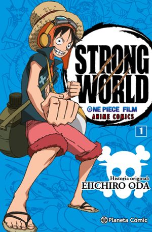 ONE PIECE STRONG WORLD N� 01