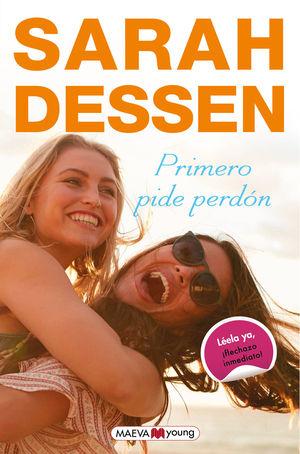 PRIMERO PIDE PERDÓN