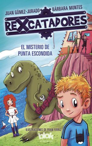 EL MISTERIO DE PUNTA ESCONDIDA (REXCATADORES 1)