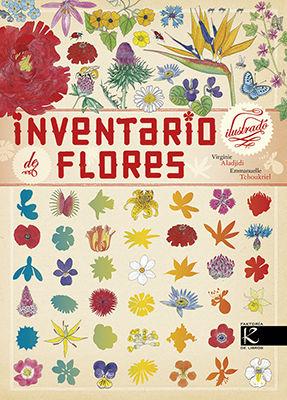 INVENTARIO ILUSTRADO DE FLORES -GALEGO-