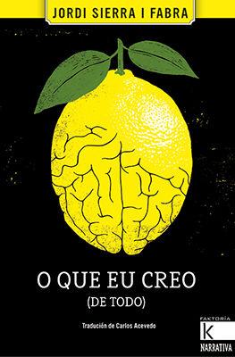 O QUE EU CREO (DE TODO)