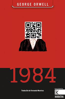 1984 GEORGE ORWELL (GALEGO)